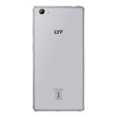 LYF Water F1S (Grey, 3GB RAM, 32GB) Price in India