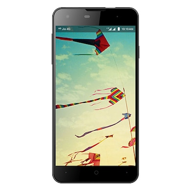 LYF WIND 1 (Black, 1GB RAM, 8GB) Price in India