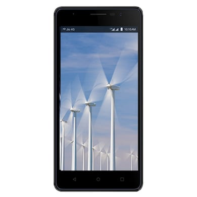 LYF Wind 4S Blue, 16 GB images, Buy LYF Wind 4S Blue, 16 GB online at price Rs. 6,150