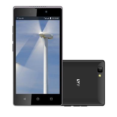 LYF Wind 7 Black, 16 GB images, Buy LYF Wind 7 Black, 16 GB online at price Rs. 6,299