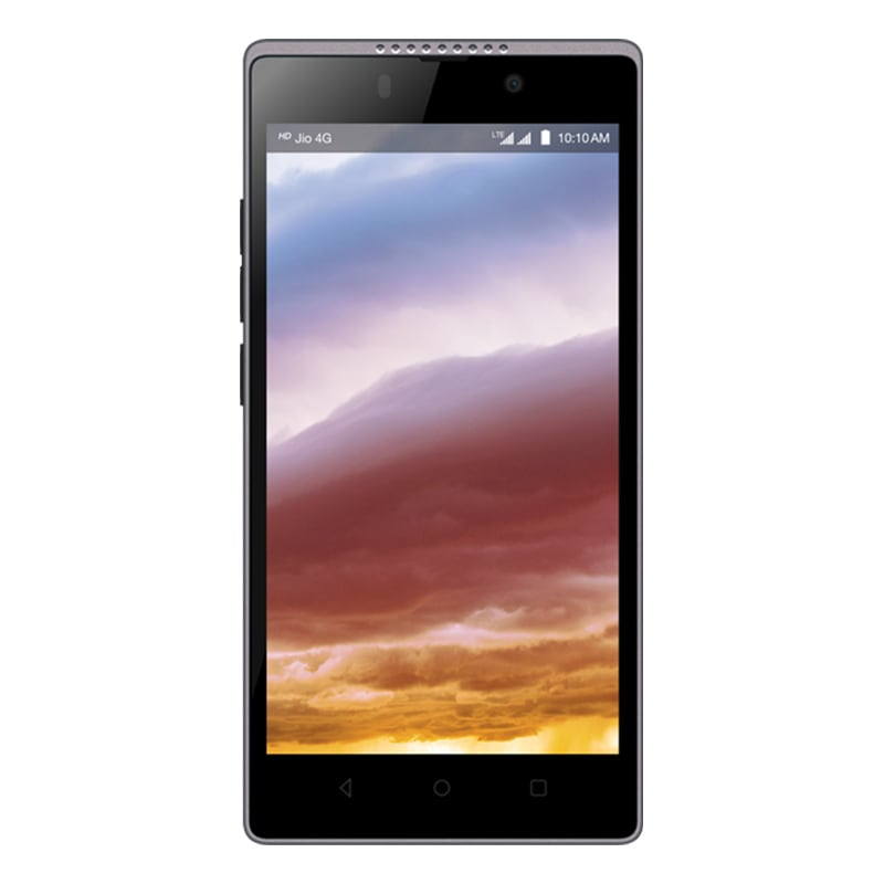 LYF Wind 7S Black, 16 GB images, Buy LYF Wind 7S Black, 16 GB online at price Rs. 5,800