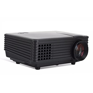 Buy MDI RD-805 LED Android & Wifi 800 lumens pico Projector with TV VGA AV RD805 USB HDMI Online