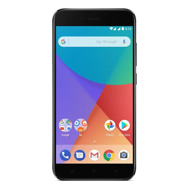 Buy Mi A1 (Black, 4GB RAM, 64GB) Price in India (13 Aug 2019),  Specification & Reviews