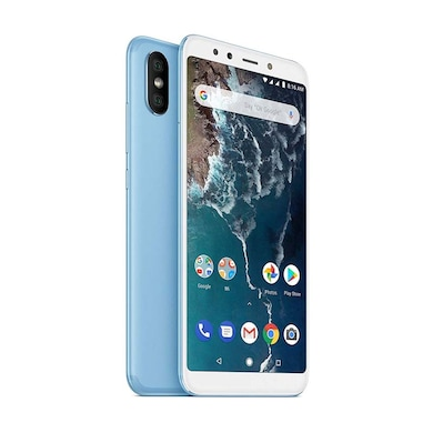 Unboxed Mi A2 (Lake Blue, 4GB RAM, 64GB) Price in India
