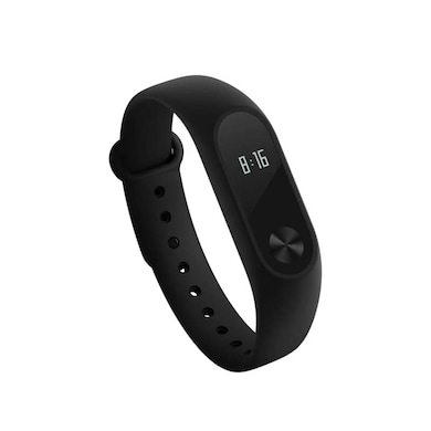 Mi Band HRX Edition (Black Strap, Size : Regular) Black Price in India