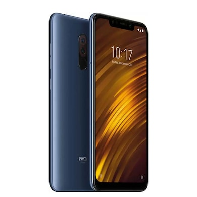 Mi Poco F1 (Steel Blue, 6GB RAM, 64GB) Price in India