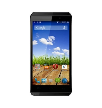 Micromax A104 Canvas Fire 2 (Black, 1GB RAM, 4GB) Price in India