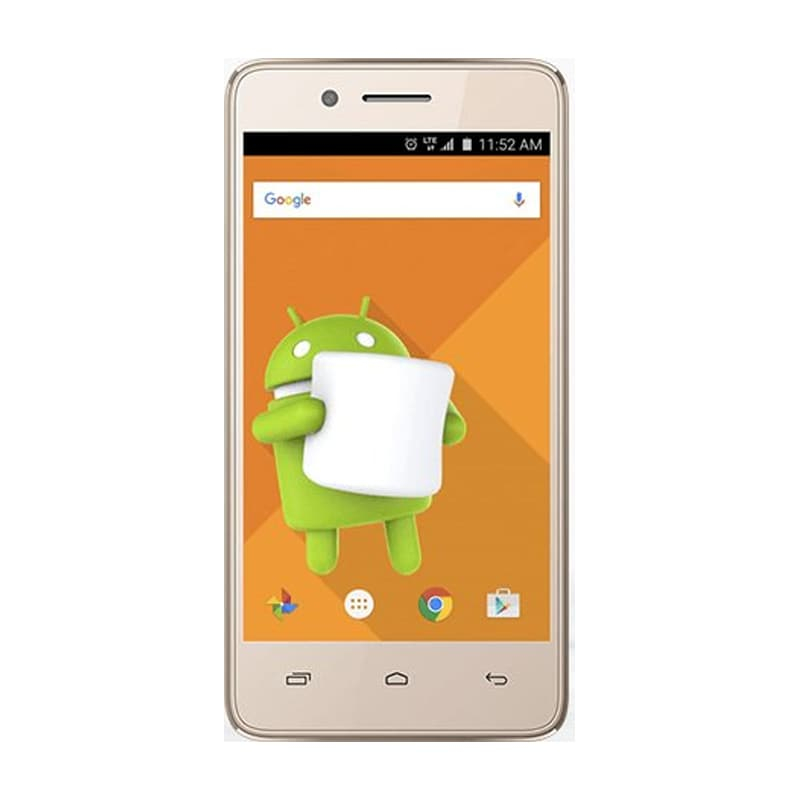 Buy Micromax Bharat 2 4G VoLTE Gold, 4 GB online