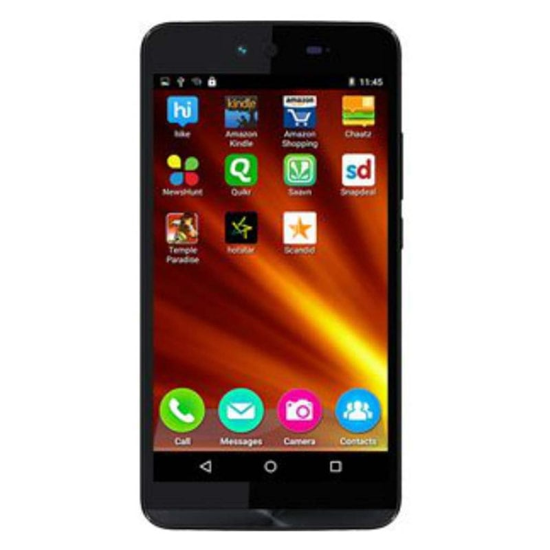 Micromax Bolt Q346 Grey, 8 GB images, Buy Micromax Bolt Q346 Grey, 8 GB online at price Rs. 3,120