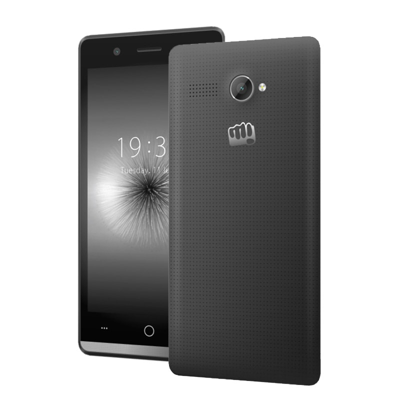 Micromax Bolt Q381 Black, 8 GB images, Buy Micromax Bolt Q381 Black, 8 GB online at price Rs. 3,399