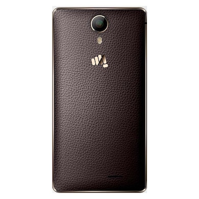 Micromax Canvas 5 Lite (Brown, 2GB RAM, 16GB) Price in India