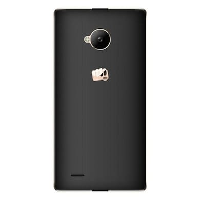Micromax Canvas Amaze 4G Q491 (Black, 1GB RAM, 8GB) Price in India