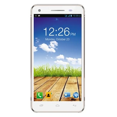 Micromax Canvas Hue 2 A316 (White and Gold, 2GB RAM, 16GB) Price in India