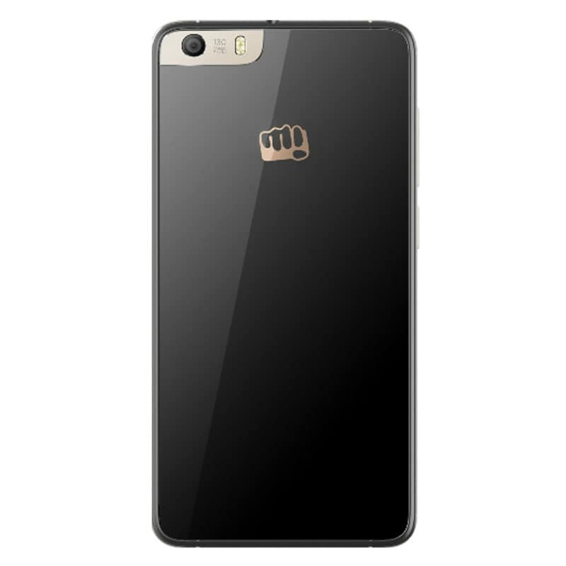 Micromax Canvas Knight 2 E471 Black and Champagne, 16 GB images, Buy Micromax Canvas Knight 2 E471 Black and Champagne, 16 GB online at price Rs. 6,999