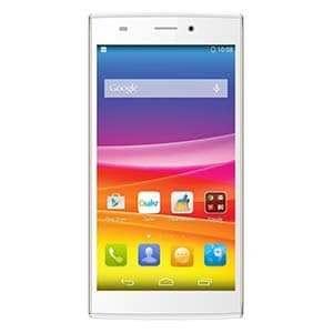 Micromax Canvas Nitro 2 E311 White and Gold, 16 GB
