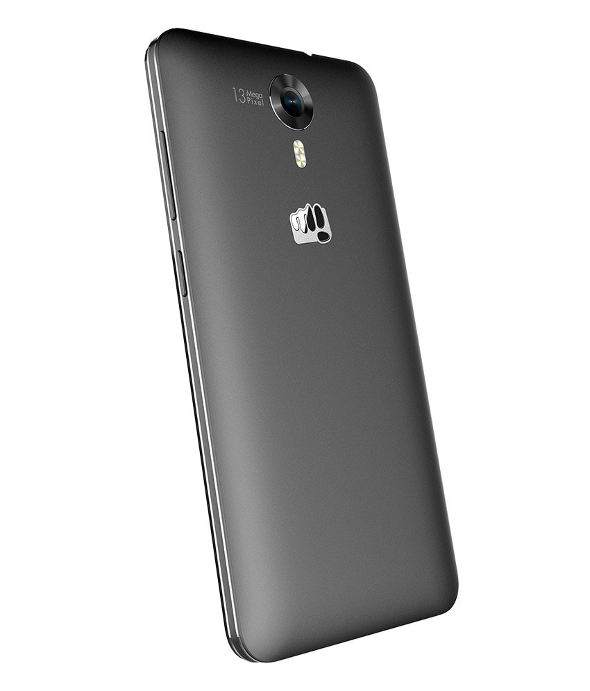 Micromax Canvas Nitro 4G E455 Black, 16 GB images, Buy Micromax Canvas Nitro 4G E455 Black, 16 GB online at price Rs. 6,790