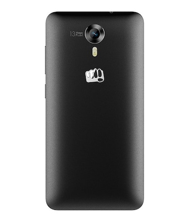 Micromax Canvas Nitro 4G E455 (Black, 2GB RAM, 16GB) Price in India