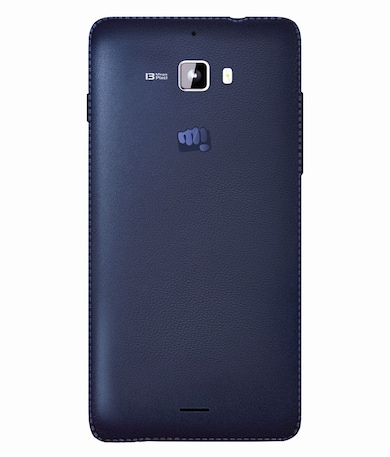 Micromax Canvas Nitro A310 (Blue, 2GB RAM, 8GB) Price in India