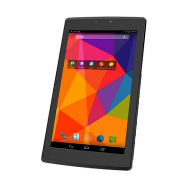 Micromax Canvas P480 3G Calling Tablet Grey, 8GB Price in India