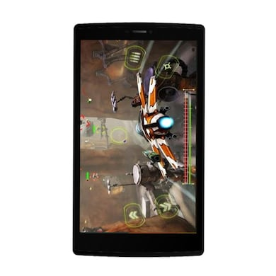 Micromax Canvas P680 3G Calling Tablet Grey, 16GB Price in India