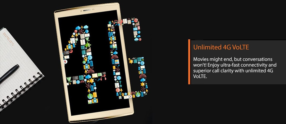 Micromax Canvas Plex 4G VoLTE Tab (3 GB RAM, 32 GB) Photo 8