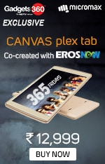 Micromax Canvas Plex