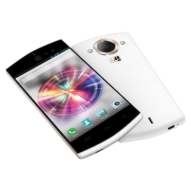 Micromax Canvas Selfie A255 (White, 2GB RAM, 16GB) Price in India