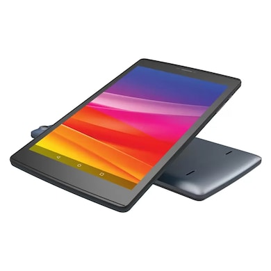 Micromax Canvas Tab P681 with WiFi + 3G + Voice Calling Grey, 16 GB Price in India