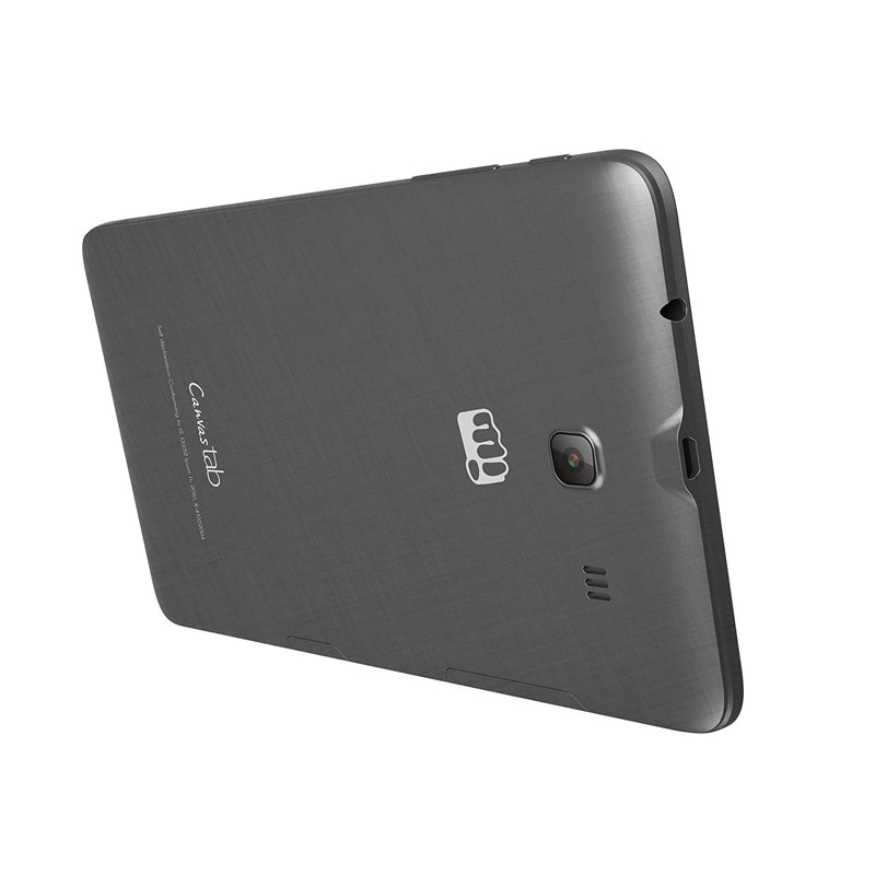 Micromax Canvas Tab P701 With Wi-Fi+4G Voice Calling Grey, 8GB images, Buy Micromax Canvas Tab P701 With Wi-Fi+4G Voice Calling Grey, 8GB online at price Rs. 6,800
