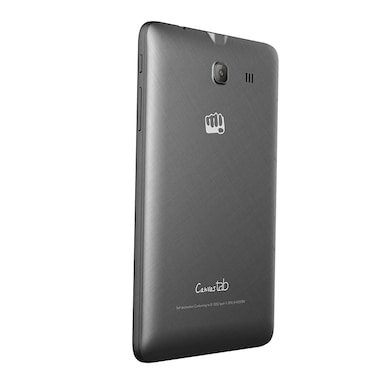 Micromax Canvas Tab P701 With Wi-Fi+4G Voice Calling Grey, 8GB images, Buy Micromax Canvas Tab P701 With Wi-Fi+4G Voice Calling Grey, 8GB online at price Rs. 6,999