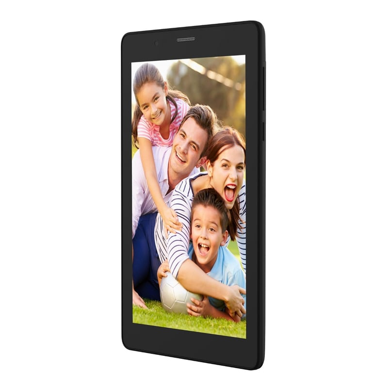 Buy Micromax Canvas Tab P70221 Wi-Fi+3G Calling Tablet Black,16GB online