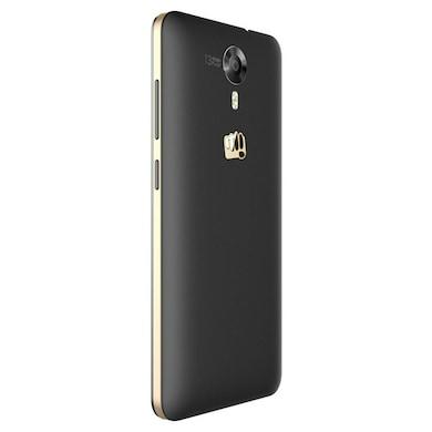 Micromax Canvas Xpress 2 E313 (Black and Champagne, 1GB RAM, 8GB) Price in India