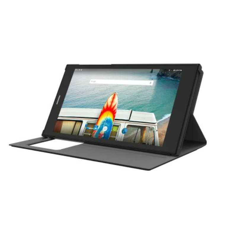 Buy Micromax Fantabulet F666 3G + Wifi, Calling Tablet Grey, 8GB online
