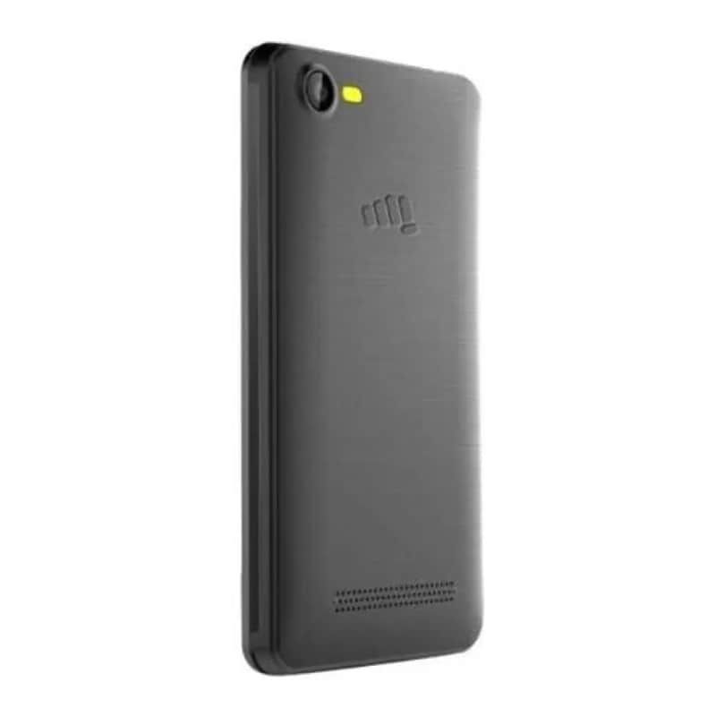 Micromax Q300 Grey, 4 GB images, Buy Micromax Q300 Grey, 4 GB online at price Rs. 2,399