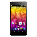 Buy Micromax Canvas Selfie Lens Q345 Grey, 8 GB Online