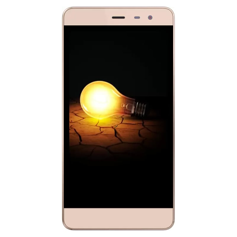Micromax Vdeo 3 4G VoLTE Champange, 8 GB images, Buy Micromax Vdeo 3 4G VoLTE Champange, 8 GB online at price Rs. 5,149