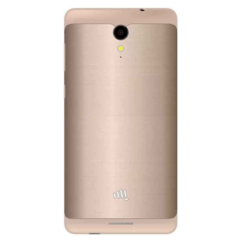 Micromax Vdeo 3 4G VoLTE Champange, 8 GB images, Buy Micromax Vdeo 3 4G VoLTE Champange, 8 GB online at price Rs. 4,990