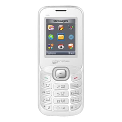 Micromax X088 (White, 32MB RAM, 32MB) Price in India