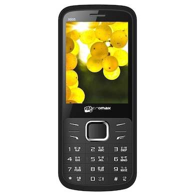 Micromax X605 (Black, 256MB RAM, 256MB) Price in India