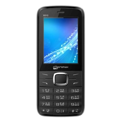 Micromax X610 (Black, 256MB RAM, 256MB) Price in India