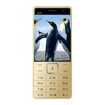 Buy Micromax X772, 2.4 Inch Display,Camera Champagne Online