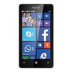 Buy Microsoft Lumia 435 Dual SIM White, 8 GB Online