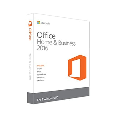 Microsoft Office 2016 Home and Business (64 Bit)