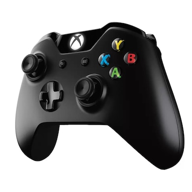 Microsoft Xbox One Wireless Controller + Play and Charge Kit Black Price in India