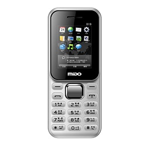 Buy Mido D-19 Feature Phone With Wireless FM Online