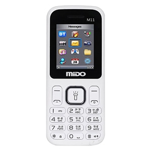Buy Mido M11 Dual Sim Feature Phone Online
