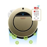 Buy Milagrow Aguabot 5.0 Wi-Fi Full Wet Mopping and Dry Cleaning Floor Vacuuming Robot Champagne Gold Online