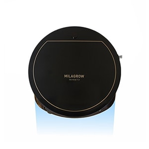 Buy Milagrow BlackCat 7.0 - India's Quietest Floor Cleaning Robot with Water Tank Online