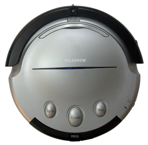 Milagrow Robocop Floor Cleaning Robot Royal Silver Price