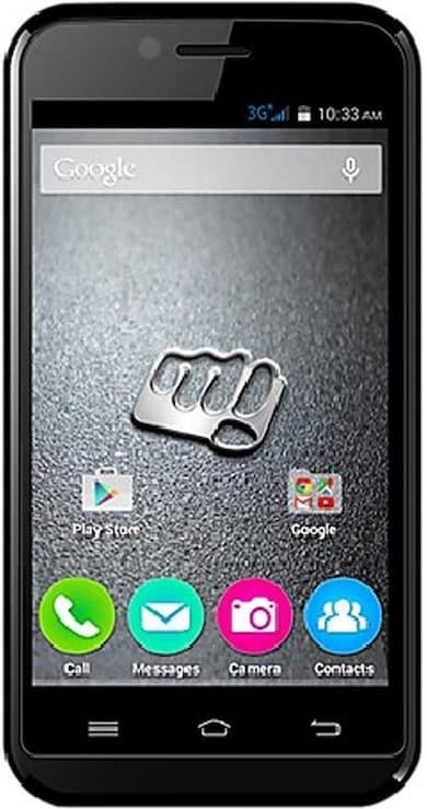 Micromax Bolt S301 (Black, 512MB RAM, 4GB) Price in India